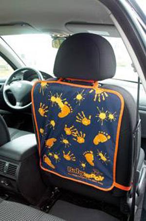 защитный экран на спинку автомобильного кресла (Babymoov) Защитный экран...
