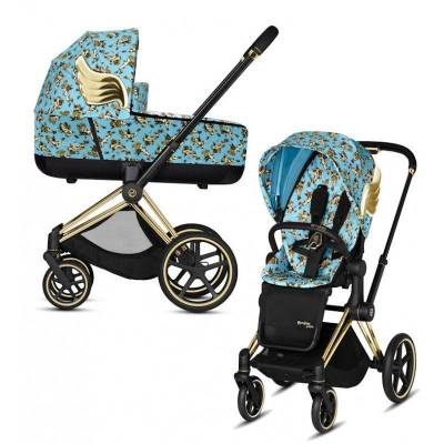 Cybex Priam Lux Cherubs by Jeremy Scott Collection 2019