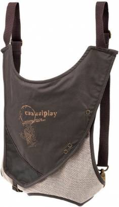 Casualplay Sling Bag Blue Monkey
