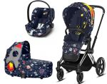 Cybex Priam Lux Anna K Space Rocket 2019