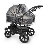 TFK Double Twin carrycot
