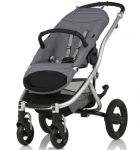 Britax Affinity 2 Silver Chassis