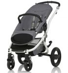 Britax Affinity 2 White Chassis